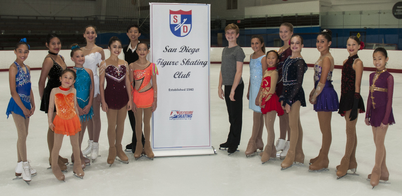 2016-2017 SDFSC Competition Team